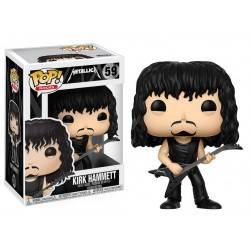 Pop Figure Metallica - Kirk...