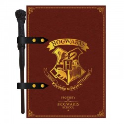 Notebook Harry Potter com...