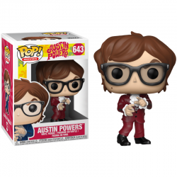 Pop Figure Austin Powers...