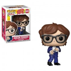 Pop Figure Austin Powers