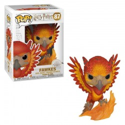 Pop Figure Fawkes - Harry...