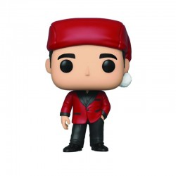 Pop Figure Michael as Santa...