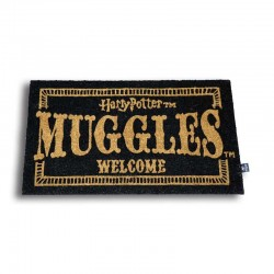 Tapete Muggles Welcome -...