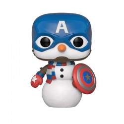 Pop Figure Captain America...