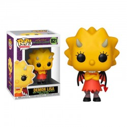 Pop Figure Demon Lisa -...