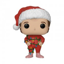 Pop Figure Santa with...