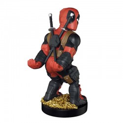 Suporte Deadpool Back - Marvel (Cable Guy)
