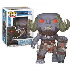 Pop Figure Fire Troll - God...