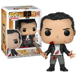 Pop Figure Negan (Clean...