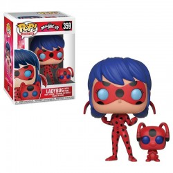 Pop Figure Lady Bug & Tikki...