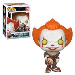 Pop Figure Pennywise With...