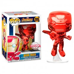 Pop Figure Iron Man Red...