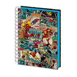 Notebook Marvel