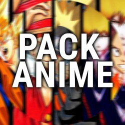 Pack Promocional Anime