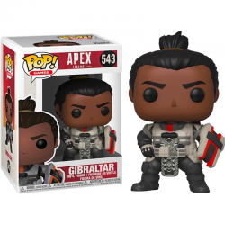 Pop Figure Gibraltar - Apex...