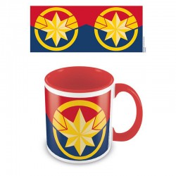 Caneca Captain Marvel