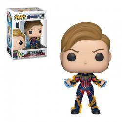 Pop Figure  Captain Marvel...