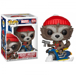 Pop Figure Rocket - Marvel...