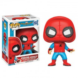 Pop Figure (Homemade Suit)...