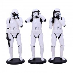 Three Wise Stormtroopers -...