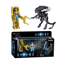 Reaction Figures Aliens -...