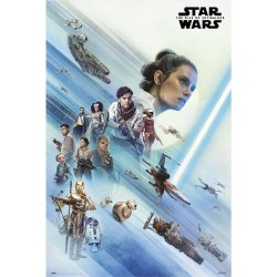 Poster The Resistance - Star Wars Episode IX