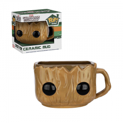 Caneca Groot - Guardians of the Galaxy