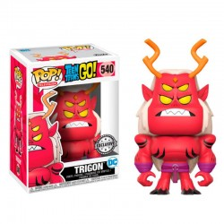 Pop Figure Trigon - Teen...