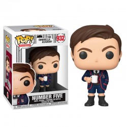 Pop Figure Number Five -...