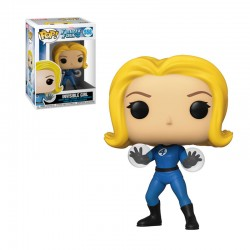 Pop Figure Invisible Girl -...
