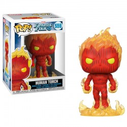 Pop Figure Human Torch -...