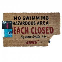 Tapete Beach Closed - Jaws