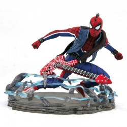 Estátua Spider-Man 2018 - Video Game Gallery Spider-Punk Exclusive
