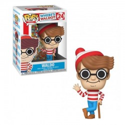 Pop Figure Waldo - Where's...
