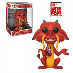 Super Sized Pop Figure Mushu - Mulan (25cm)