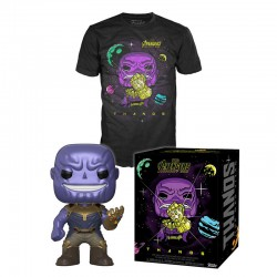 POP! and Tee Box Thanos -...