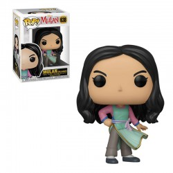 Pop Figure Mulan (Villager) - Mulan