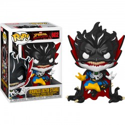 Pop Figure Venomized Doctor...