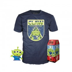 POP! and Tee The Claw - Toy Story