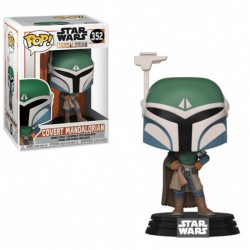 Pop Figure Covert...