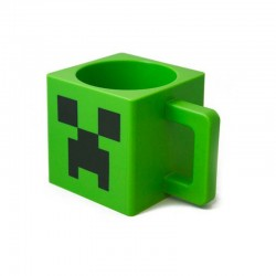 Caneca Minecraft - Creeper...