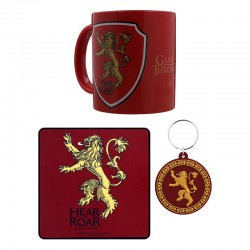 Lanister Pack Gift Box - Game of Thrones
