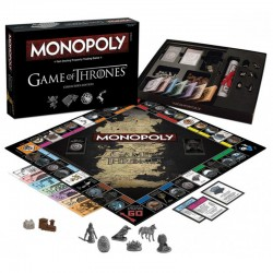 Monopoly Game of Thrones -...