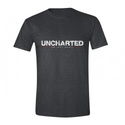 T-shirt Uncharted: The Lost...