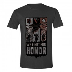 T-shirt We Fight For Honor...