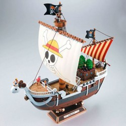 Model Kit Barco Going Merry...
