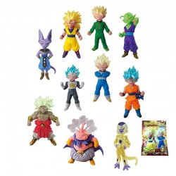 Mini Figuras Dragonball...