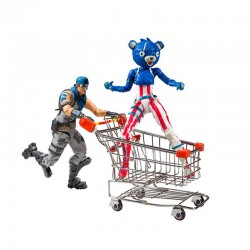 Action Figure Shopping Cart...