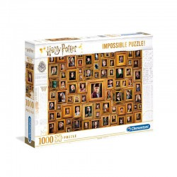 Impossible Puzzle Harry...