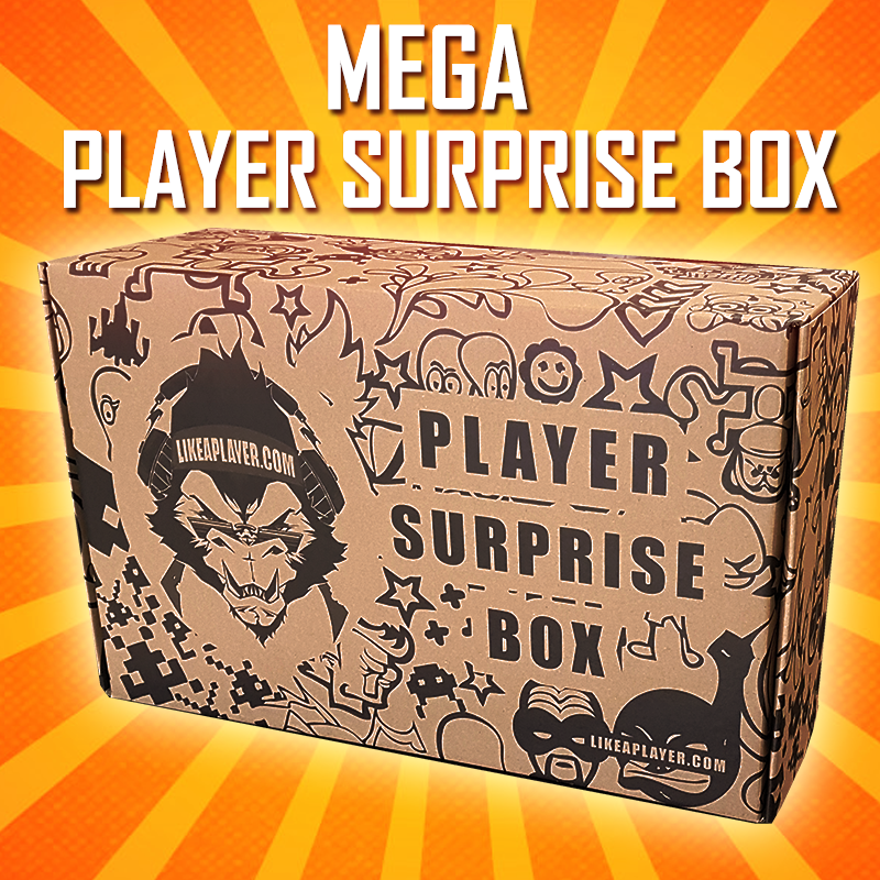 MEGA PLAYER SURPRISE BOX ABRIL
